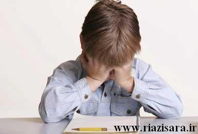 اختلال یادگیری,مشکلات درسی