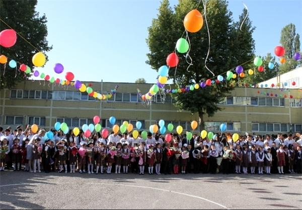 دانش آموزان ازبک
