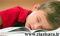 کم خواب کودکان