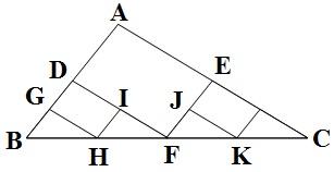 نامساوی مثلث