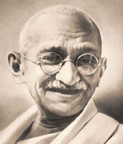 ماهاتما گاندی