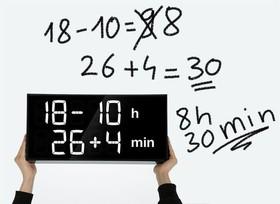 ساعت دیواری اینشتین