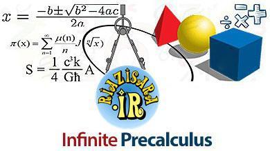 دانلود Infinite Precalculus v2.17.00 نرم افزار طراحی سوالات ریاضی پیشرفته برای ویندوز