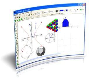 رسم نمودار هندسی