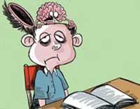 درس خواندن,بی علاقگی به درس خواندن